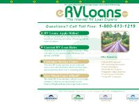RV Loans, Motorhome Financing and Camper Refinancing!