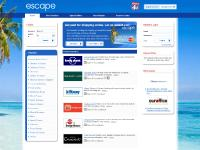 Escape Cashback :: Homepage
