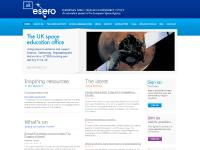 esero.org.uk esero uk, ESERO-UK, european space education resource office