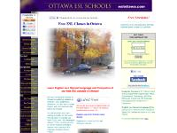 ESL and Computer Classes in Ottawa, Microsoft Publisher for ESL Students, Student Web Pages - Ottawa ESL Schools, Free ESL Course in Ottawa