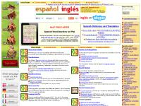 espanol-ingles.com.mx Spanish,English,Spanish dictionary