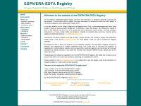 ESPN, ERA-EDTA, end-stage renal disease, renal failure
