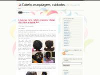 Artículos (RSS), Comentarios (RSS), Acercade, Cabelo