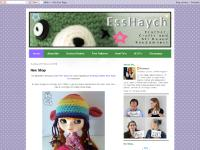 esshaych.blogspot.com Custom Orders, Free Patterns, How-To's