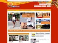 Localização das Lojas, Hotel Estação, Moda Estação Goiânia, Promoções