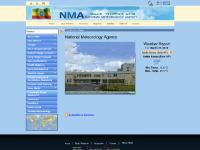 National Meteorology Agency: Home