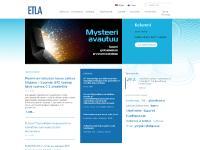 ETLA - Elinkeinoelämän tutkimuslaitos