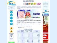 Euromillones. Resultados de Euromillones.