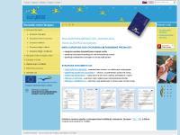 europass.si Domov, Zemljevid, Priljubljene