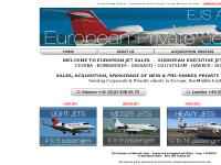 EUROPE BUSINESS JET SALES | BROKERS | CONSULTING