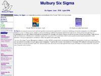 Mulbury Six Sigma