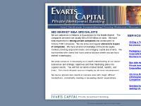 Evarts Capital Home Page