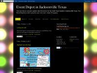 Event Depot in Jacksonville Texas