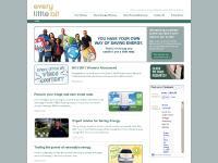 everylittlebit - Avista Utilities - every little bit