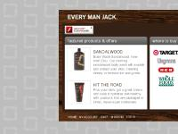 everymanjack.com every man jack, men's grooming products, shave