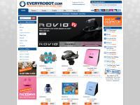everyrobot.co.uk robot, robots, robot shop