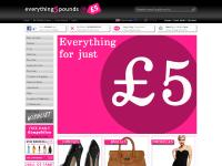 everything5pounds.com everything5pounds,Cheap clothing, budget clothing