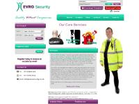 EVRO Security | Manned Guarding , Security and Cleaning Company |