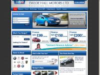 Used Cars Buckley, Used Car Dealer in Flintshire | Ewloe Hall Motors Ltd Flintshire Trading Standards Approved Dealer