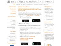 EWN - The Early Warning Network - Free Weather Warnings - Australia - Early Warning System for NSW, QLD, VIC, TAS, SA, NT, WA, ACT, Sydney Weather, Melbourne Weather, Brisbane Weather