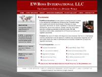 OVERVIEW - EWRossInternational.com - Home