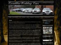 excalibur-limos.co.uk wedding cars, limousines, gretna green wedding car