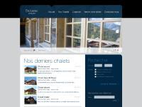 exclusive-chalets.com Accueil, Nos Chalets, L'agence
