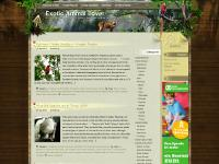 Exotic Animal Lover | All things pertaining to exotic animal, their lives, and our love for them.