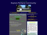 Exploring Community in Portland Oregon