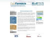 Expo Farmácia - Feira Internacional de Produtos e Serviços para Farmácias