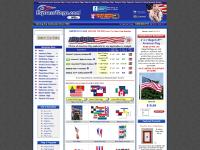 American Flags, State Flags, World Flags, Country Flag, Flagpoles, Flag Pole, Military, Religious Flags, Pennants, Bunting, Lapel Pins, American Made Flags