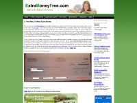 Make Extra Money - FREE Way To Earn Money Online - See Proof!!
