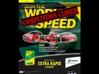 Home | World Of Speed | Lafarge Cement UK