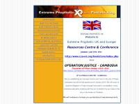extremepropheticuk - Extreme Prophetic Home Page