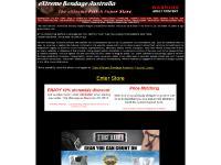 Bondage Gear, Sex Toys, Bondage Toys, BDSM Toys, Bondage Equipment, eXtreme Restraints: eXtreme Bondage Australia