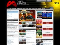The Latest Cheats, Tips and Guides from Cheats Unlimited