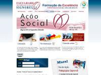 faculdadesignorelli.com.br