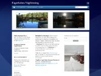 Välkommen till Fagerholms vägförening