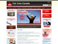 Fair Vote Canada | Make Every Vote Count