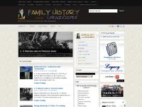 Merrill Family Lineage, What's New, Histories, Documents