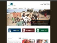 Family Legacy Missions - caring for orphaned children in Zambia Africa