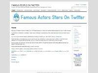 Find Famous People On Twitter | Celebrities, Sports Stars, Politicians And Famous