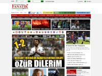 Fanatik - Türkiye'nin En İyi Spor Sitesi