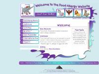 fankids.org Food, allergy, kids