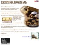 Farmhouse Biscuits - Traditional english biscuits in gift tins