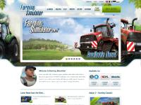 farming-simulator.com Links, Overview, Vehicles