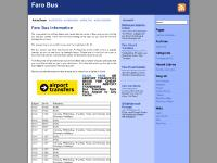 Uncategorized, Uncategorized, Faro Bus, faro taxi
