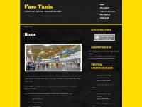 Affordable Faro Airport Shuttle and Taxis