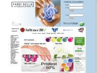 NAGLAR - Din online Nagel Shop med allt till | Gele Naglar | Acryl Naglar