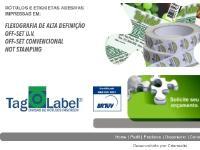 fascreen.com.br Produtos, Orçamento, Desenvolvido por Criamedia